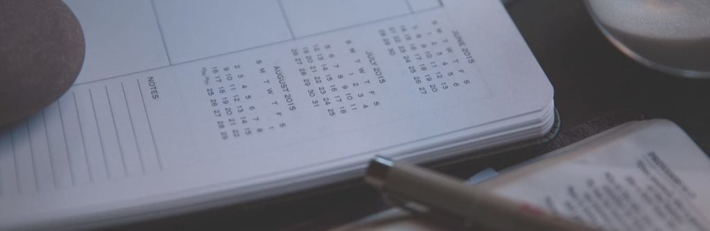 calendar module setup